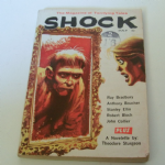 Shock July 1960  horror paperback Magazine of Terrifying Tales